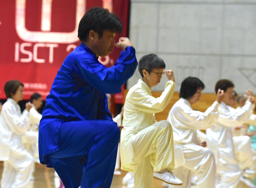 Taijiquan Festival 2018 in Japan